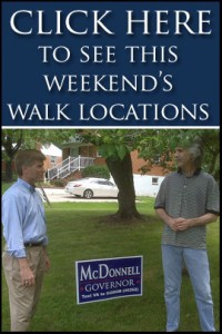 Click here to see this weekeend's walk locations